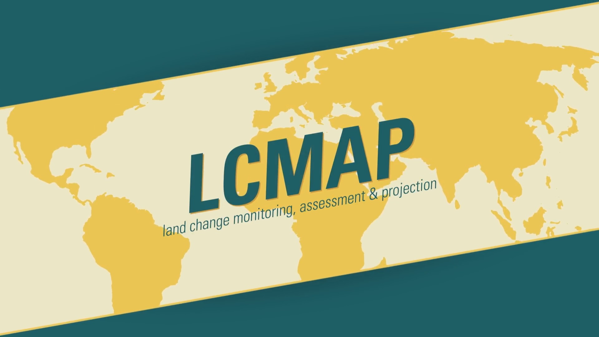 LCMAP land change monitoring, assessment and projection